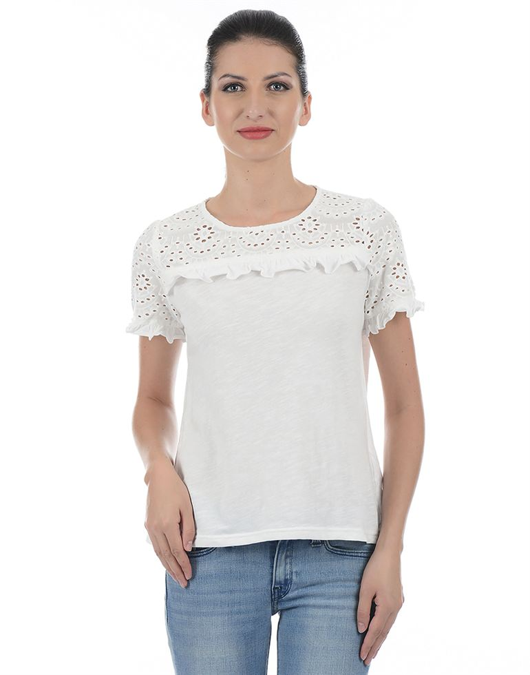 Only Casual Lace Women Top