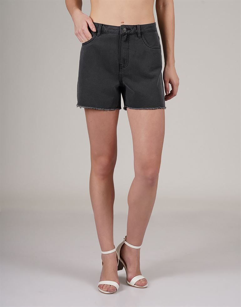 Only Casual Wear Solid Women Shorts