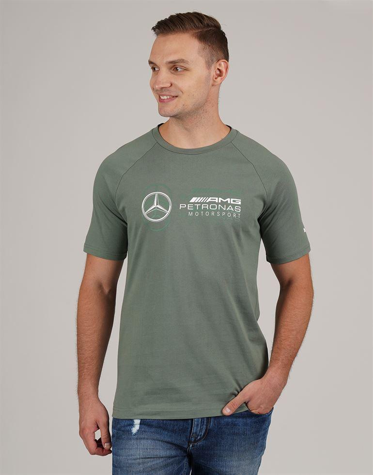 Puma Men Casual Wear Chest Print T-Shirt