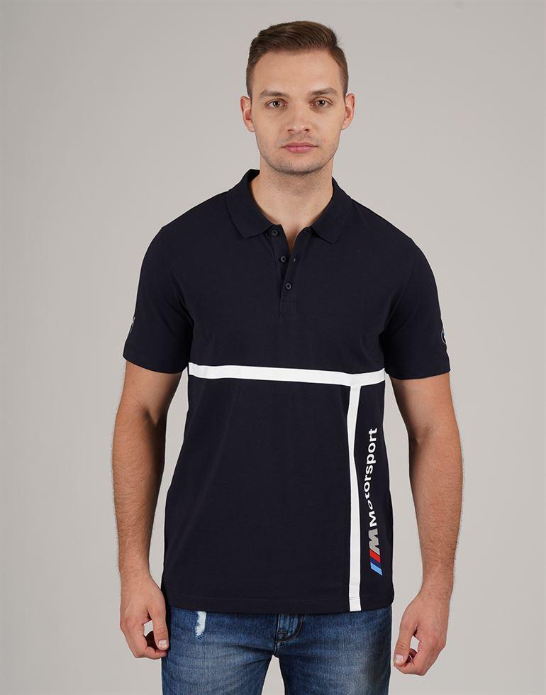 Puma Men Casual Wear Printed Polo T-shirt