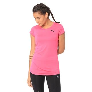 Puma Women Casual Wear Solid Top