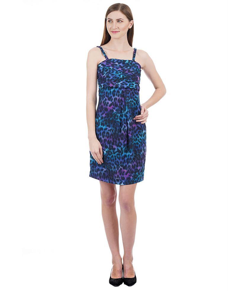Species Women Blue Dresses