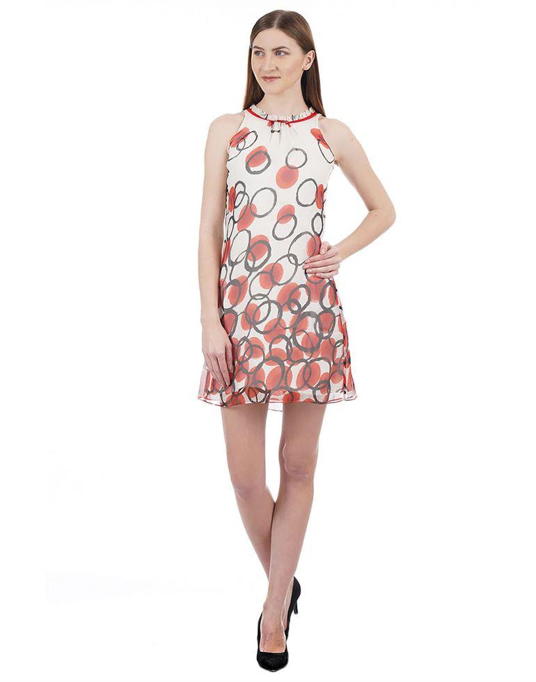 Species Casual Printed Women Dress
