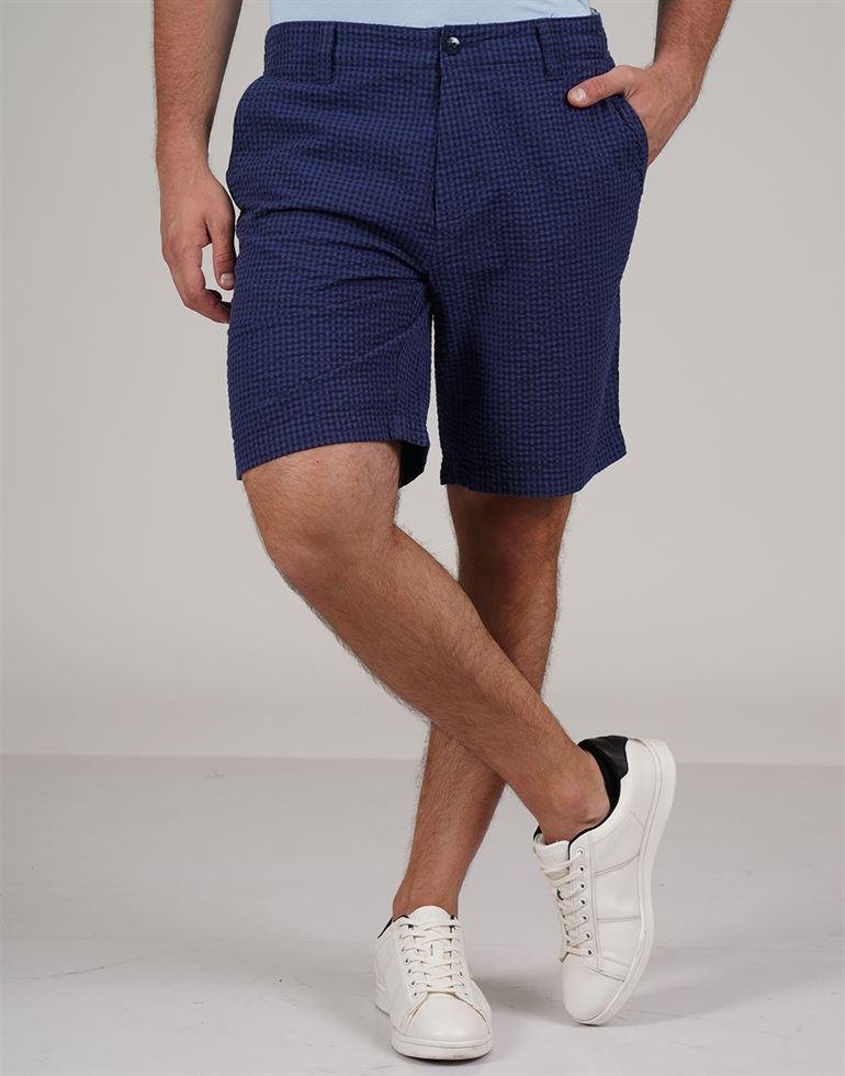 Tommy Hilfiger Men Casual Wear Striped Trouser