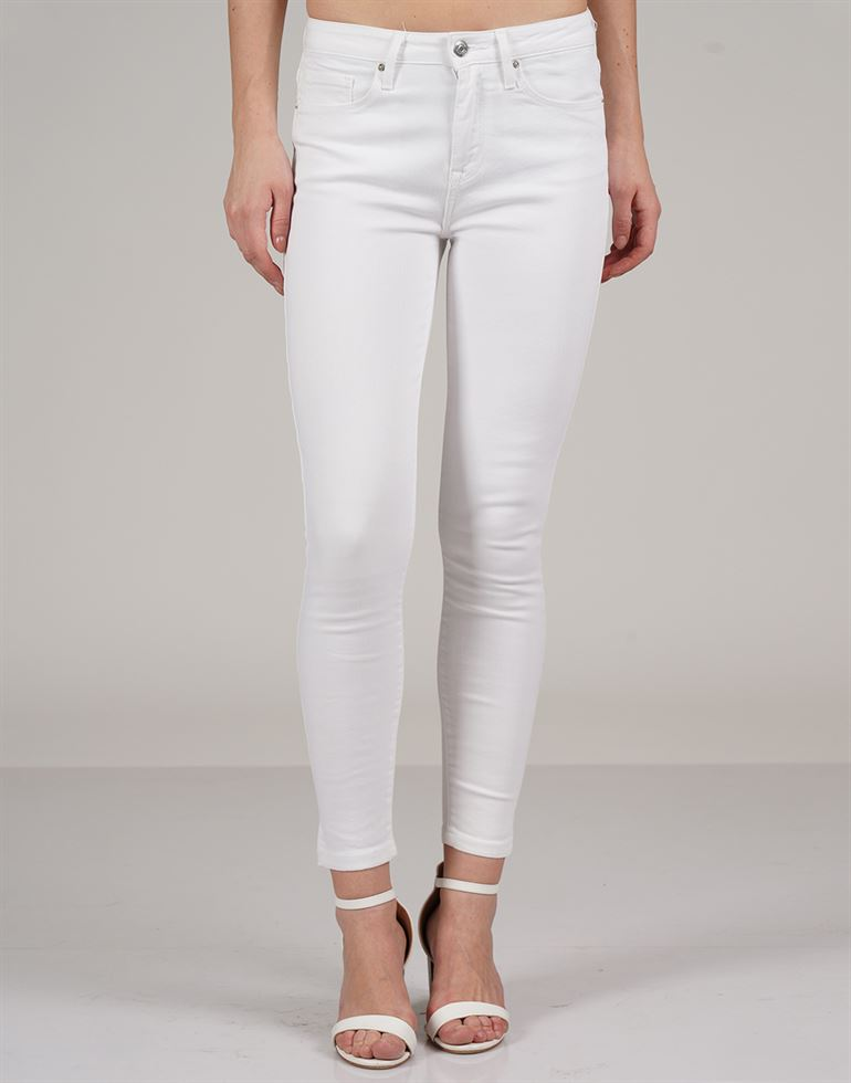 Tommy Hilfiger Casual Wear Solid Women Jeans