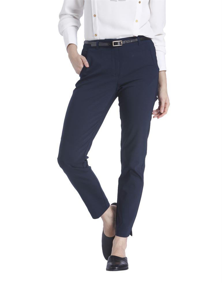 Vero Moda Women Blue Pant