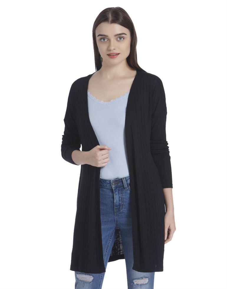 Vero Moda Women Casual Wear Solid Shrug