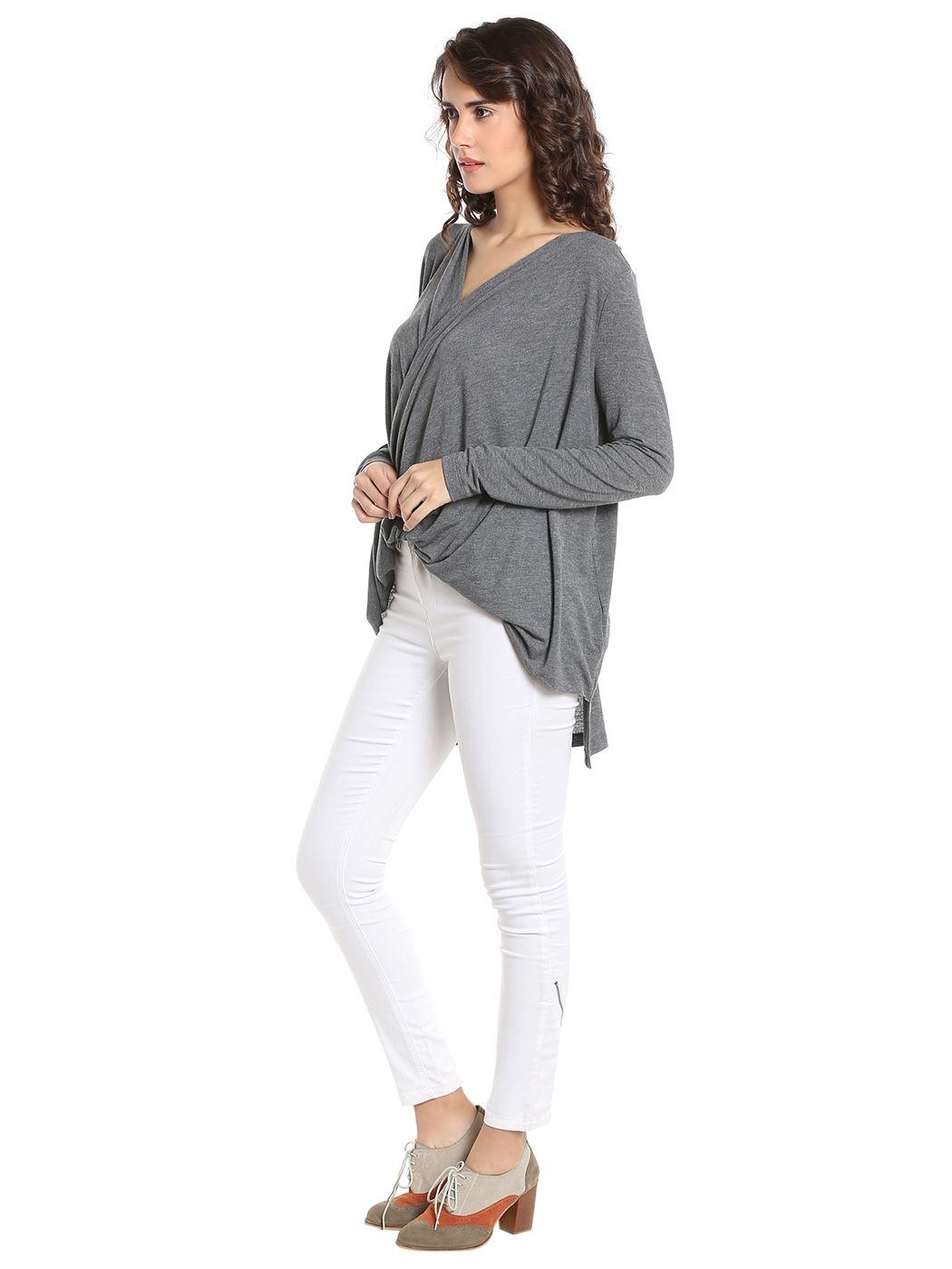 Vero Moda Women Casual Wear Solid T-Shirt