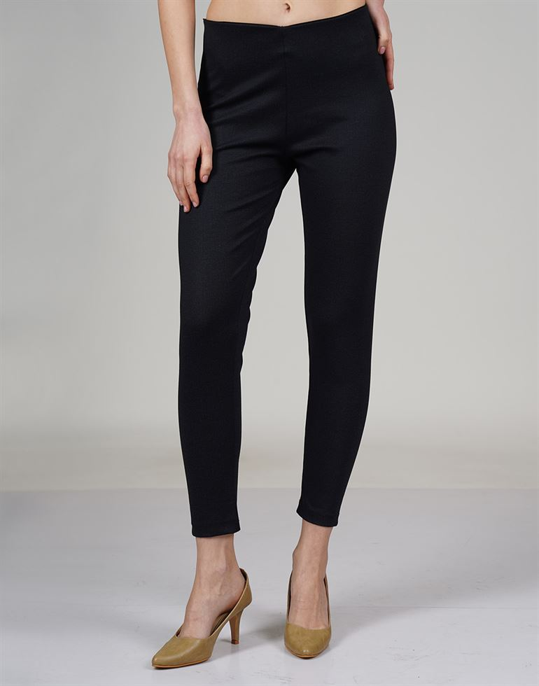 Cover Story Casual Solid Women Pant