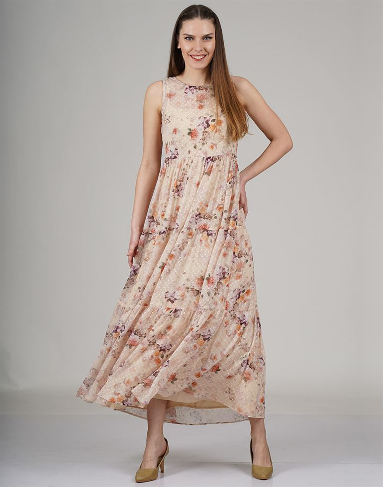 Cover Story Casual Printed Women Dress