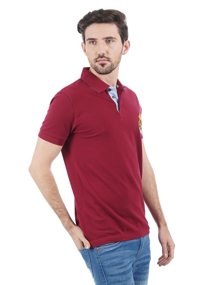 French Connection Casual Solid Men T-Shirt