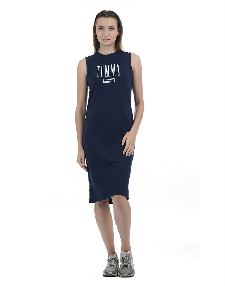 Tommy Hilfiger Casual Printed Women Dresses
