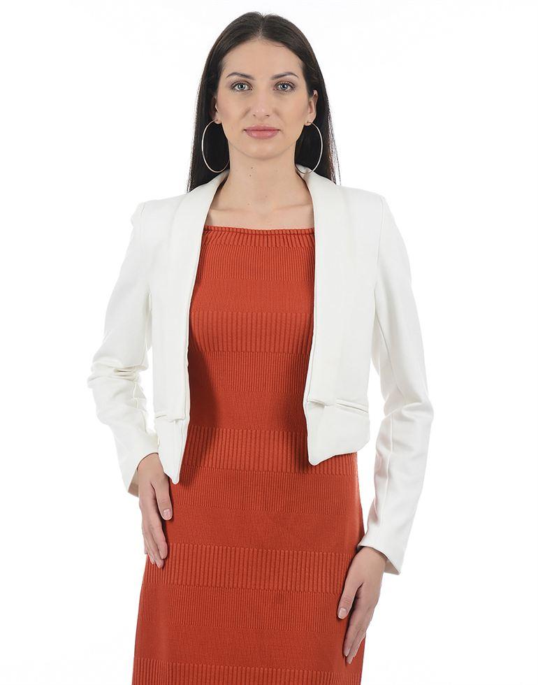Vero Moda Women White Blazer