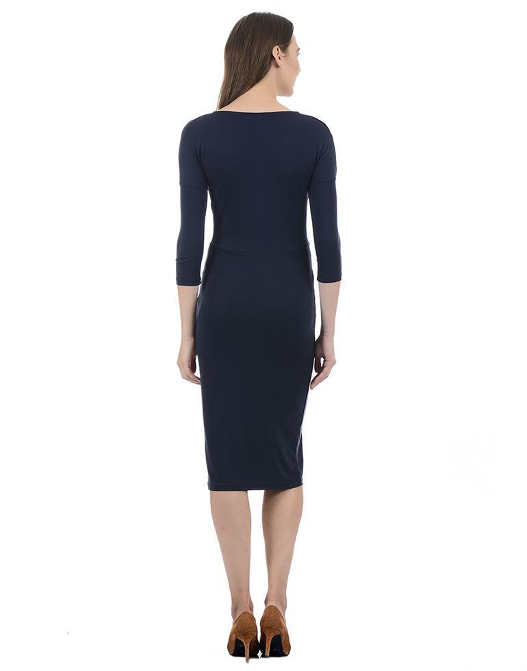 Vero Moda Women Blue Dresses