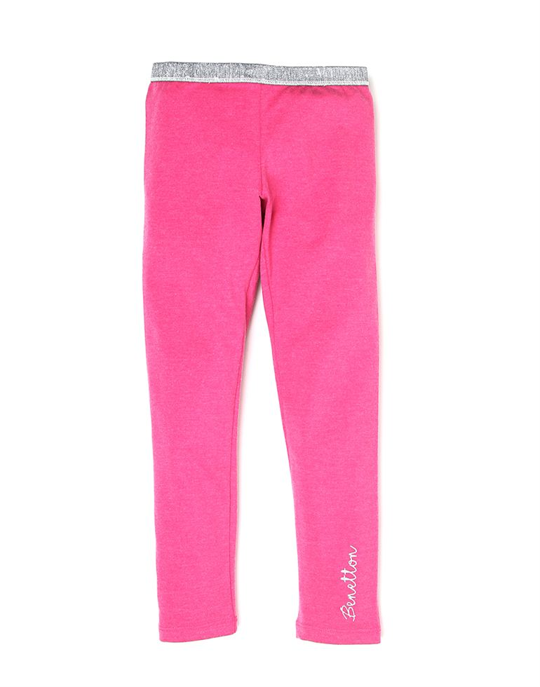United Colors Of Benetton Casual Solid Girls Pant