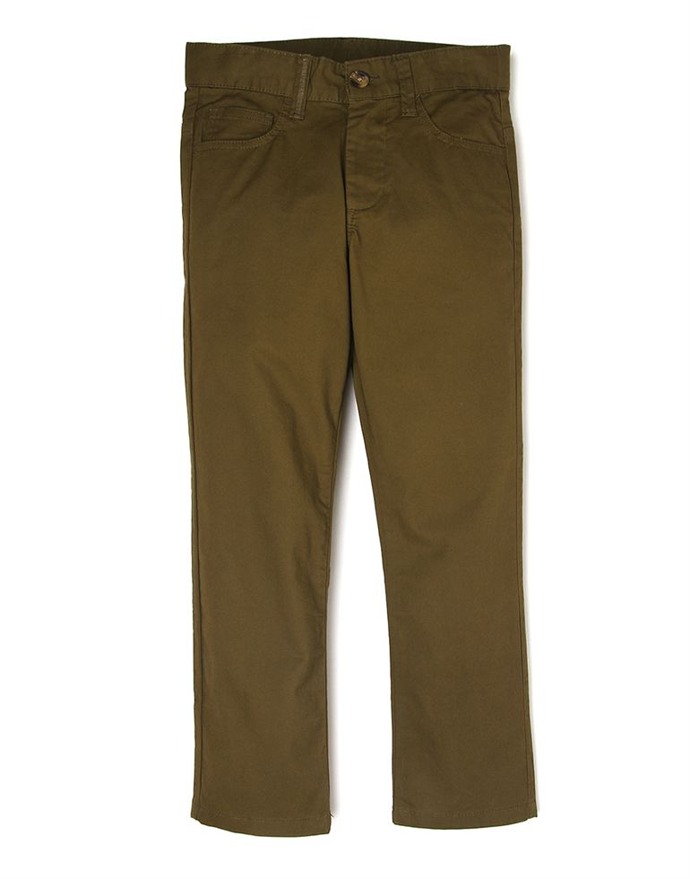 United Colors Of Benetton Casual Solid Boys Pant