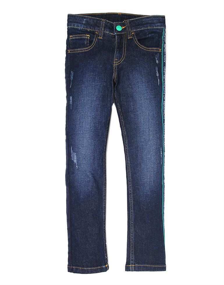 United Colors Of Benetton Casual Solid Boys Jeans