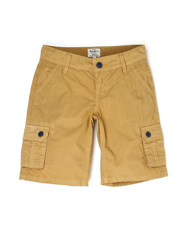 Pepe Jeans Boys Cotton Short