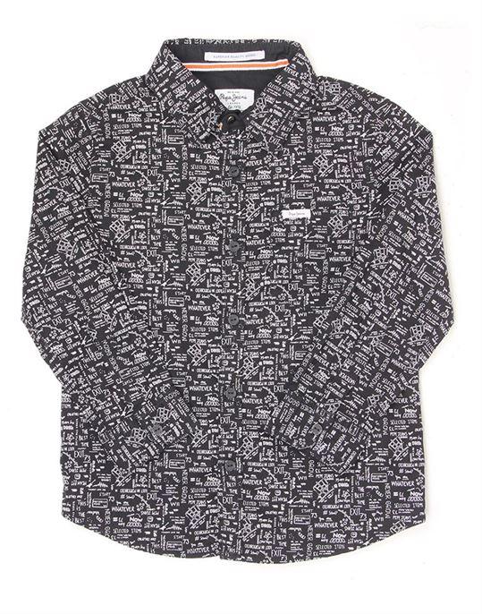 Pepe Jeans Boys Cotton Shirt