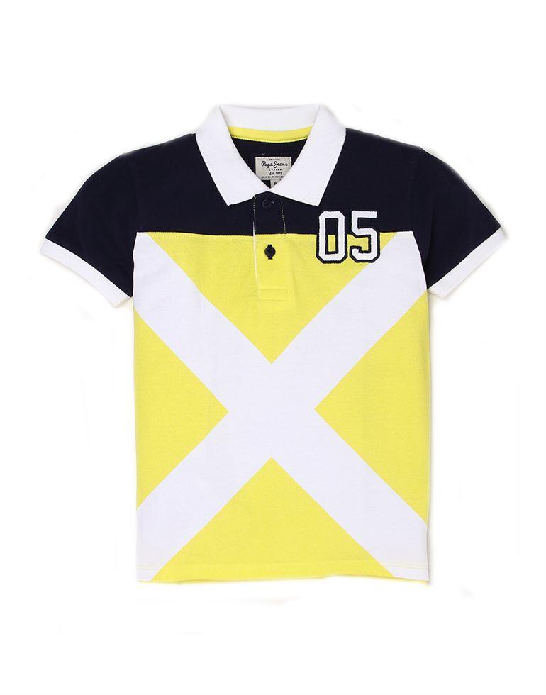 Pepe Jeans Boys Cotton T-Shirt
