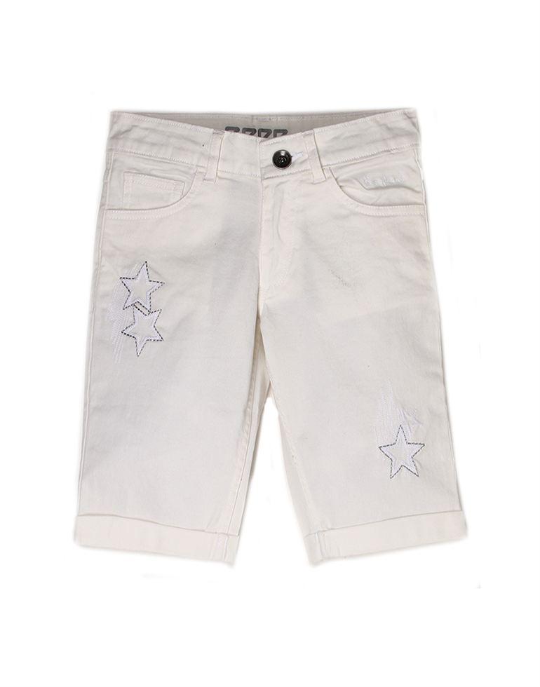 Pepe Jeans Girls Cotton Capri