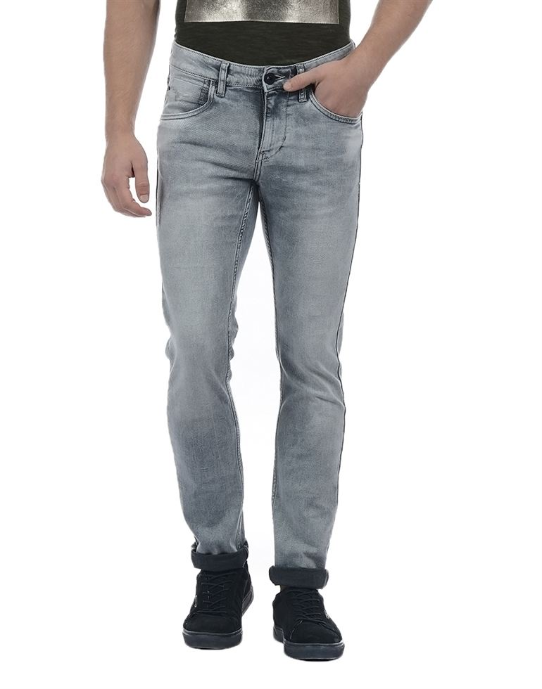 Flying Machine Men Grey Jean