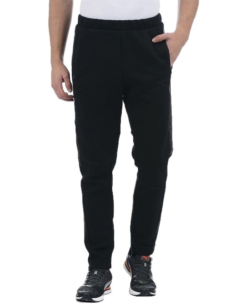 Puma Men Casual Wear Solid Sweatpant