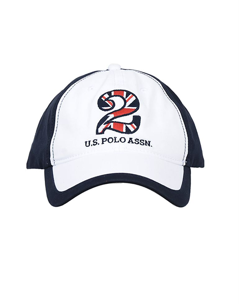 U.S. Polo Assn. Men Six Panel Baseball Cap