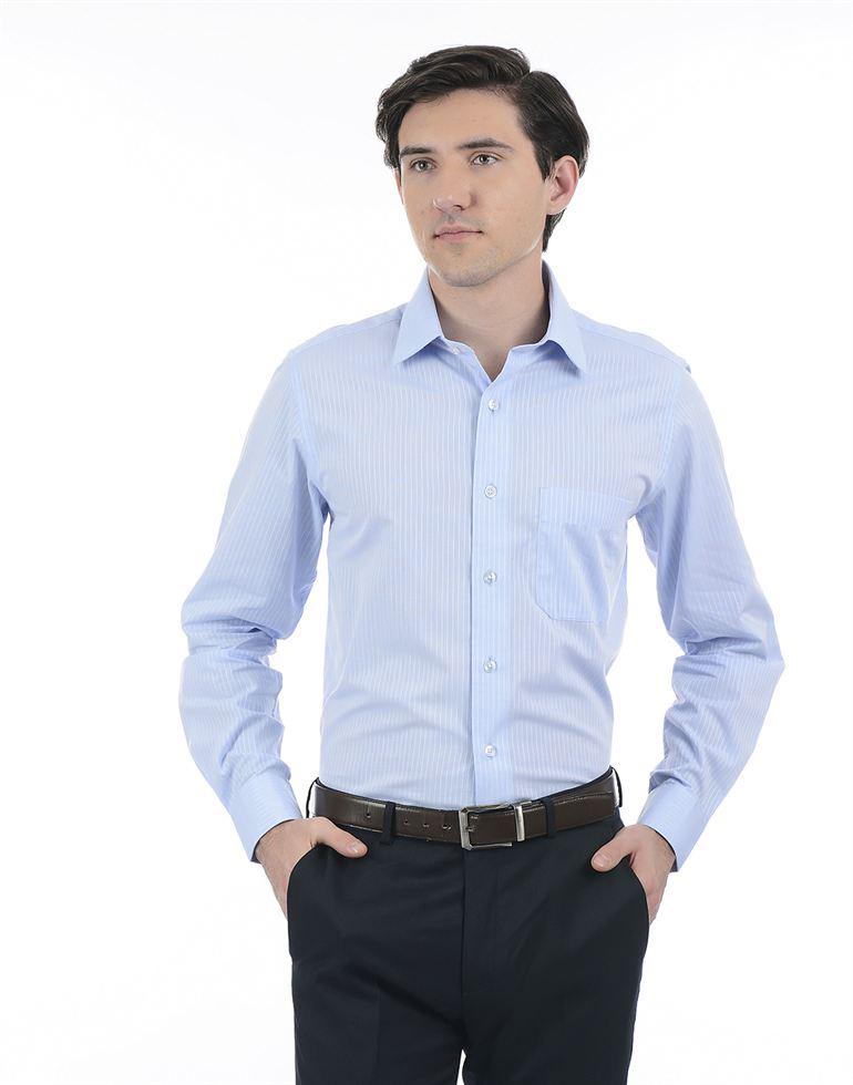 Arrow Formal Striped Men Shirt