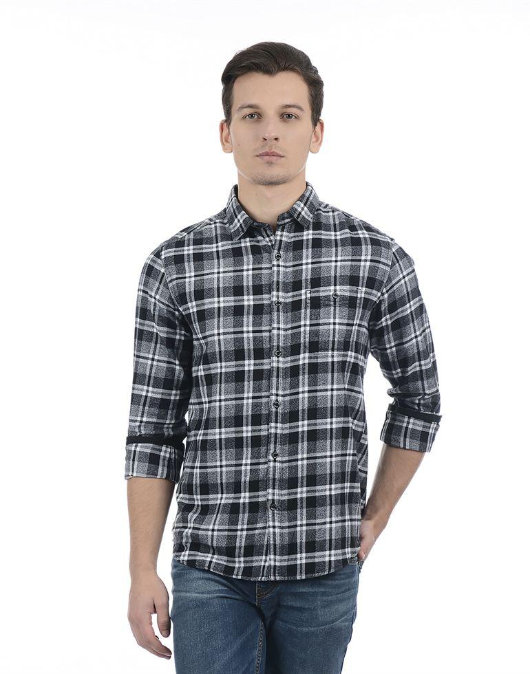 Ed Hardy Casual Printed Men Shirt
