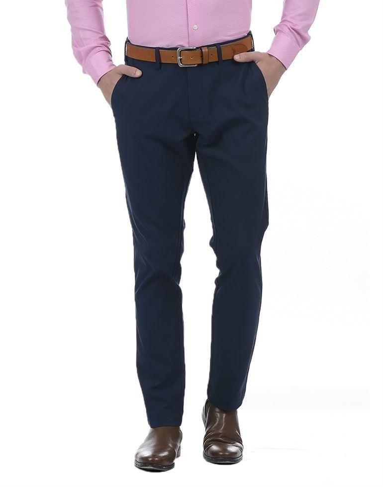 Gant Casual Solid Men Pant