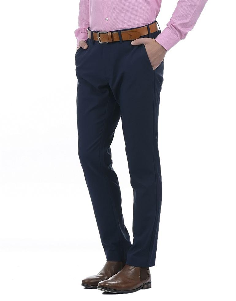 Gant Men Navy Pant & Trouser