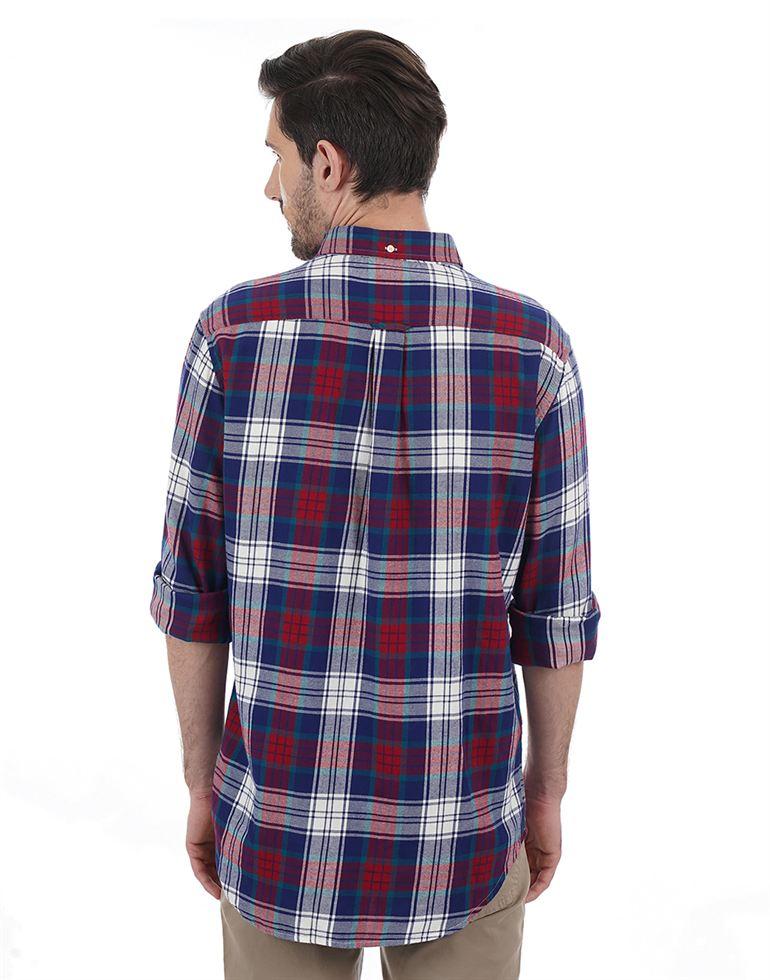 Gant Casual Checkered Men Shirt