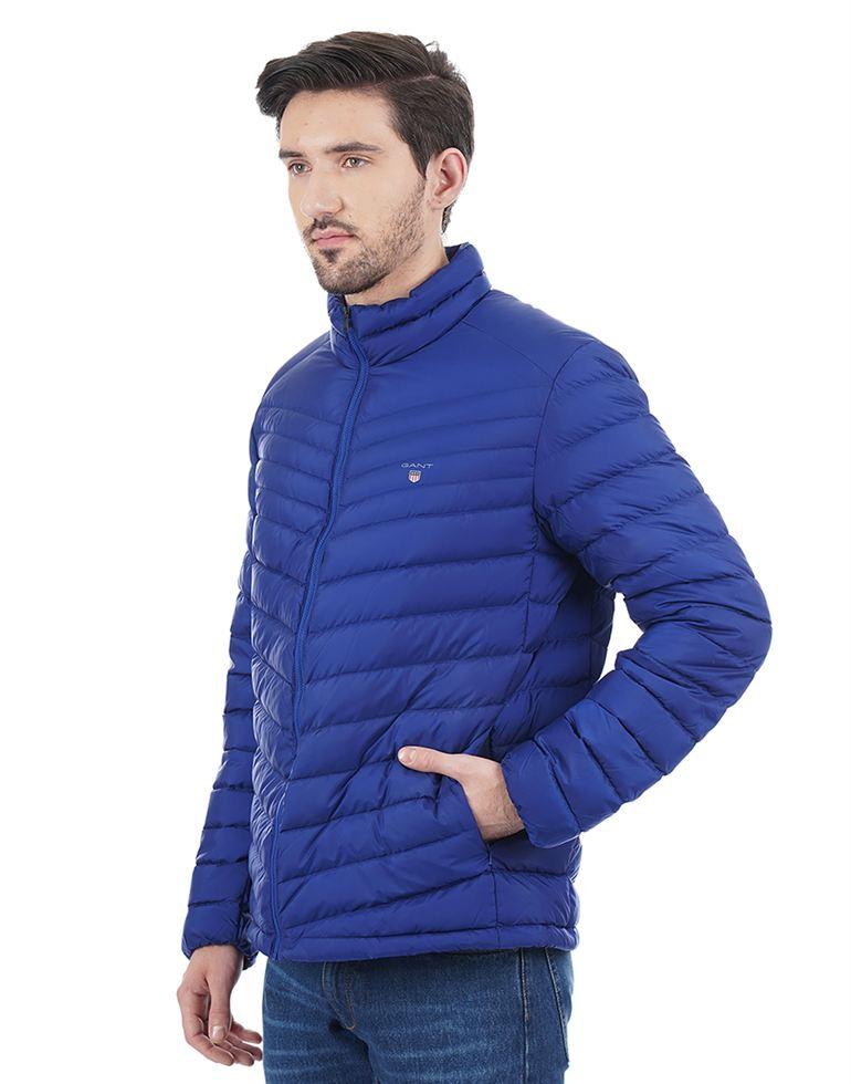 Gant Casual Solid Men Jacket