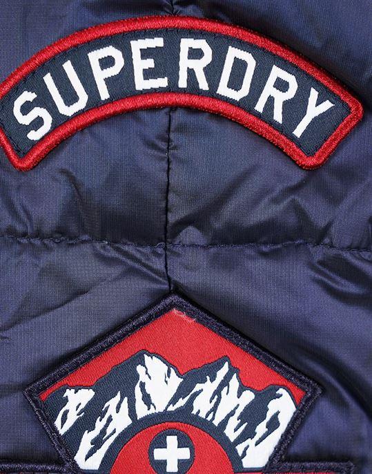 Superdry Casual Solid Men Jacket