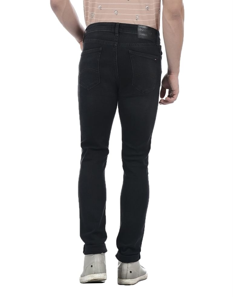 Tommy Hilfiger Casual Solid Men Jeans