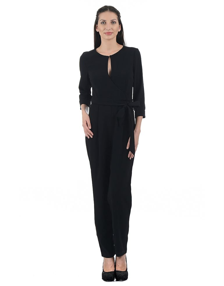 Forever New Women Casual Wear Solid Jump Suit
