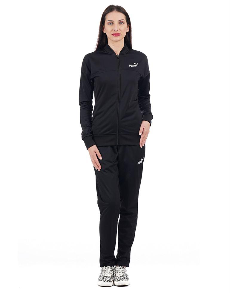 Puma Women Casual Wear Solid Tracksuit