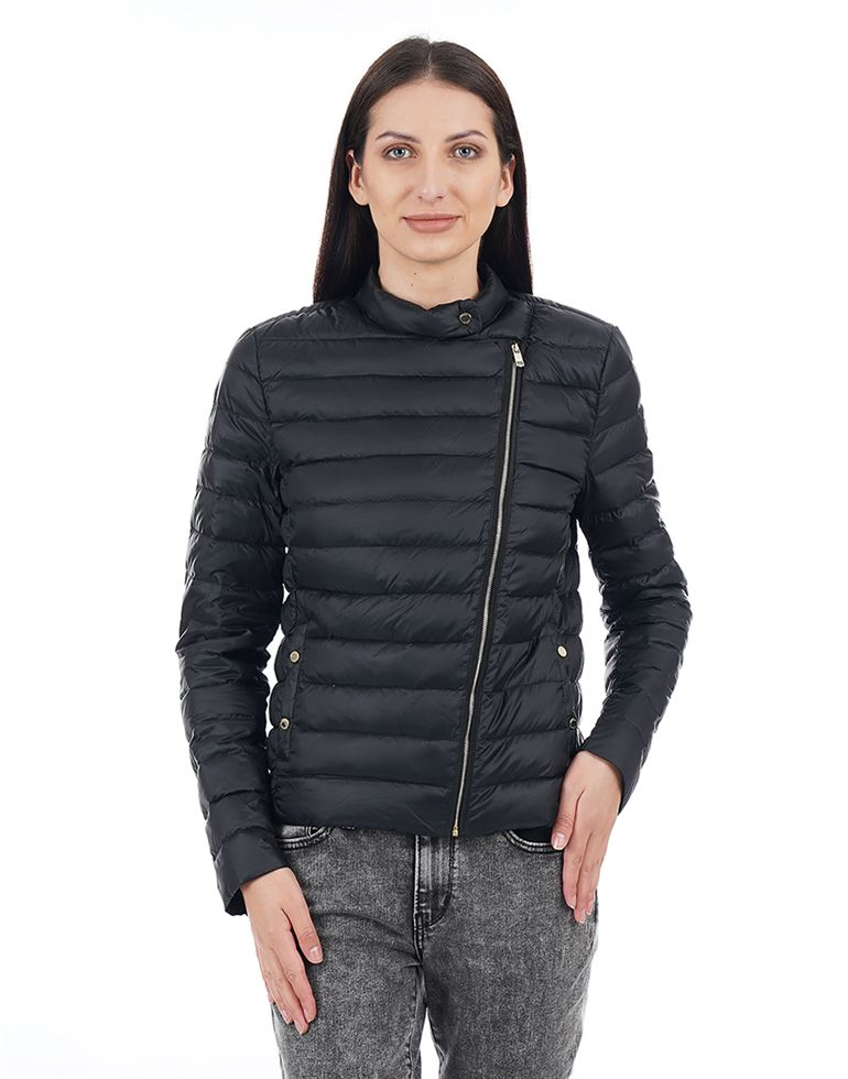 Tommy Hilfiger Casual Solid Women Jacket