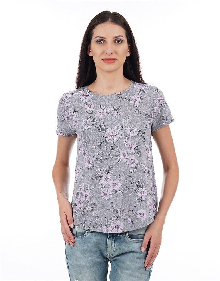 Aeropostale Casual Printed Women T-Shirt