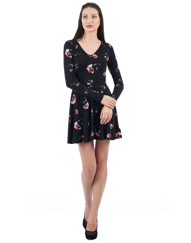 Aeropostale Casual Printed Women Dress