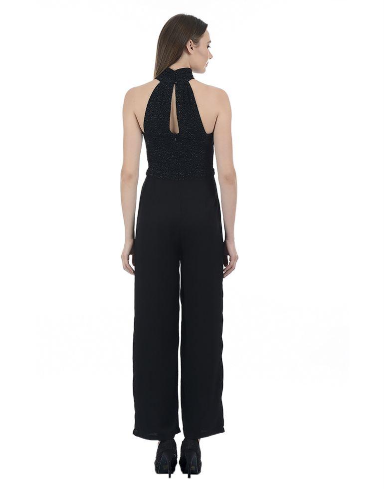 Kazo Casual Applique Women Jump Suit