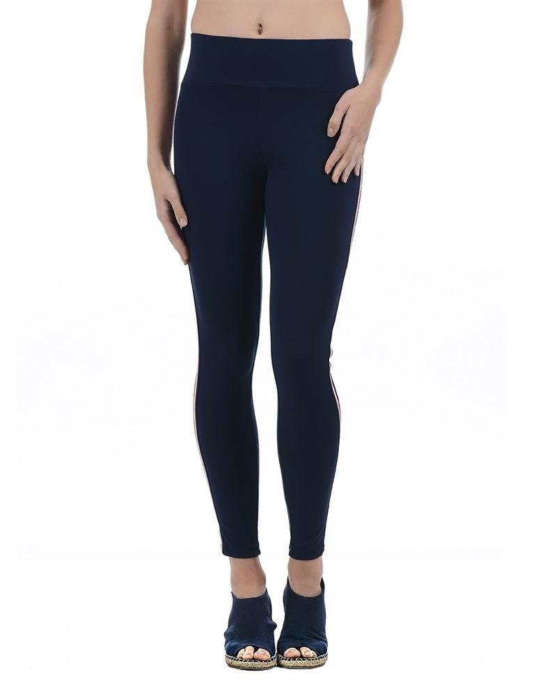 Kazo Women Casual Wear Solid Jegging
