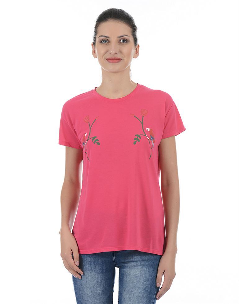 Only Casual  Women T-Shirt