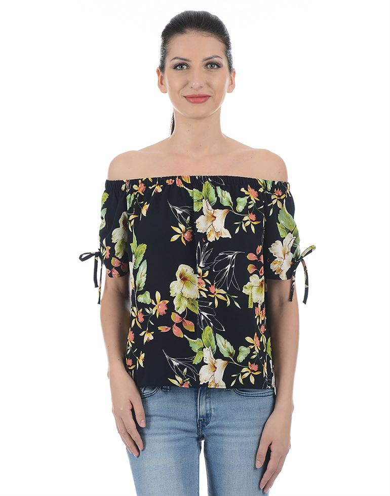 Only Casual Printed Women Top