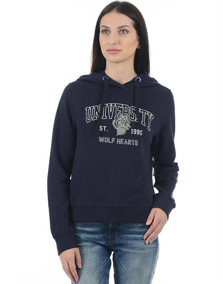 Only Women Casual Wear  Sweatshirt