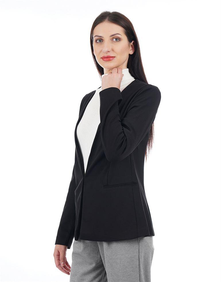 Vero Moda Women Black Blazer