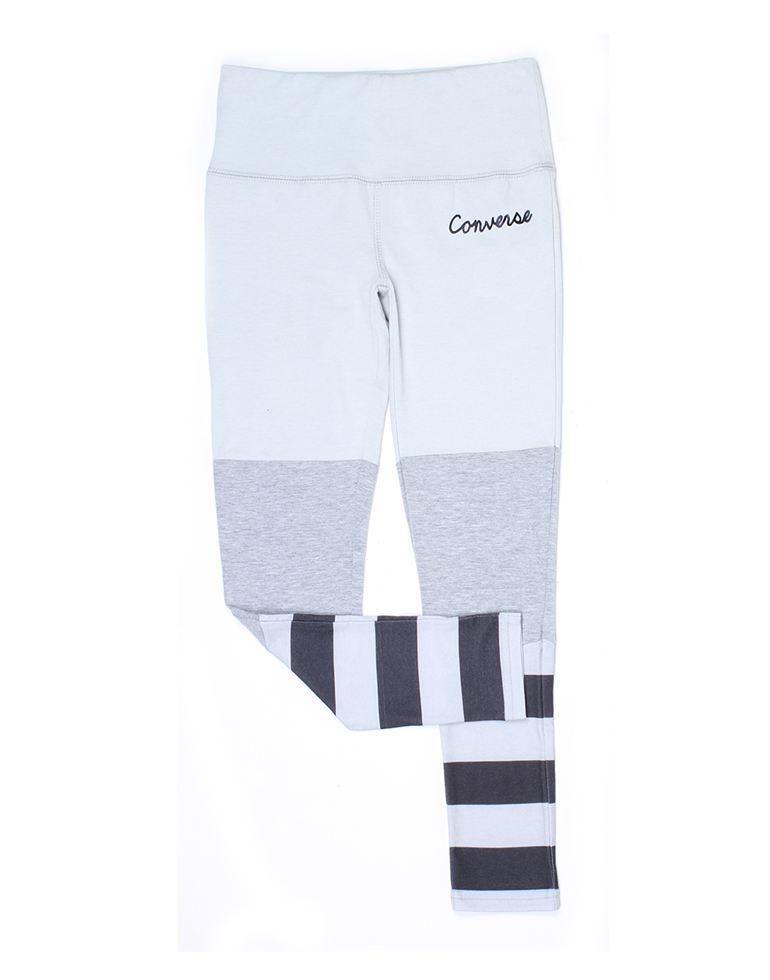 Converse Girls Casual Wear Striped Legging