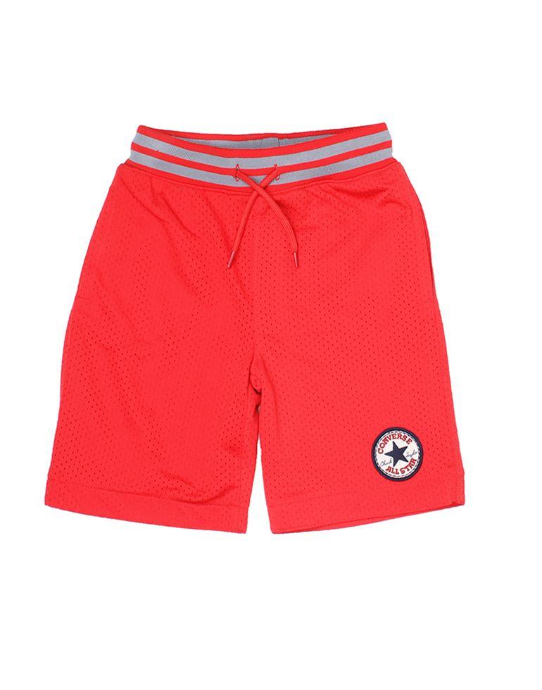 Converse Boys Red Shorts