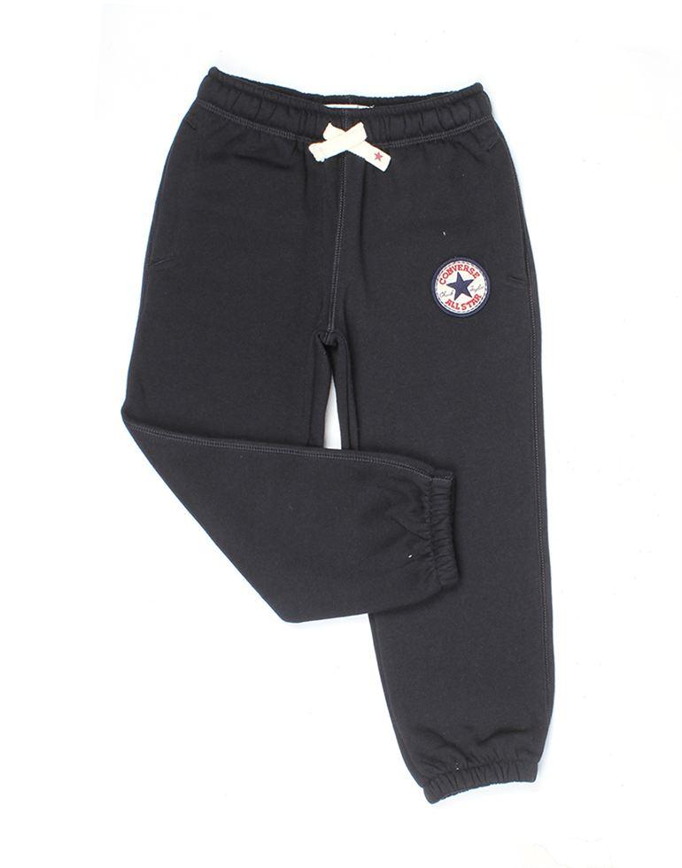 Converse Boys Black Track Pant